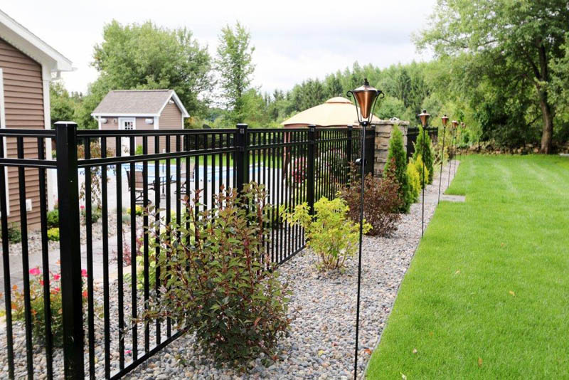 Buy Supplies For A Wrought Iron Fencing Jonestown