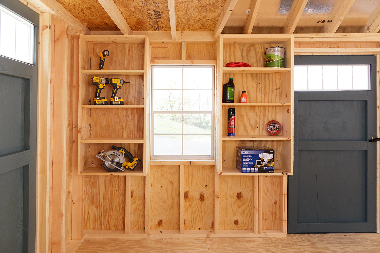 Storage Shed Options