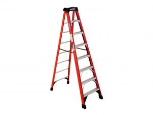 eight foot step ladder for rent