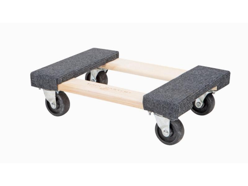 Rent a 4 wheel equipment dolly