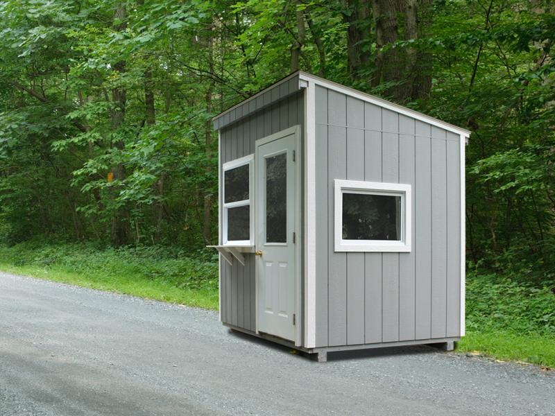 Custom buildings rebuild lives with your storage shed for Custom storage sheds