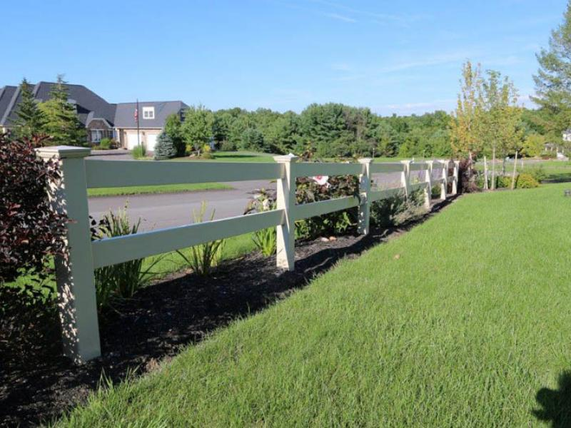 Buy Supplies For A Vinyl Rail Fence Harrisburg