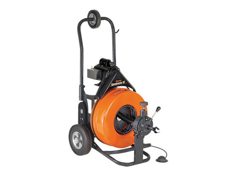 Speed Router 92 Sewer Auger