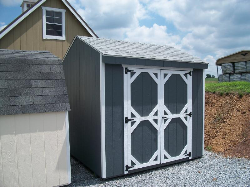 barn 147 - In-Stock Storage Sheds - Jonestown, PA