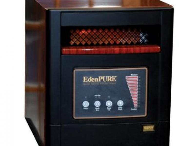 Buy The Eden Pure Electric Heater For An Economical Way To