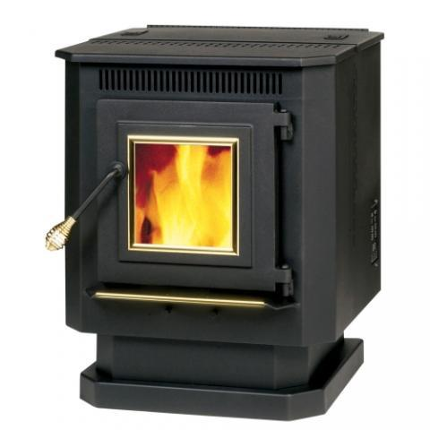 Pellet stove hook up to furnace