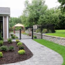 Wrought Iron Fencing • Jonestown PA