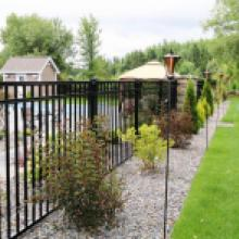 Wrought Iron Fencing • Harrisburg PA