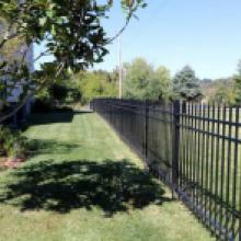 Wrought Iron Fencing • Hershey PA